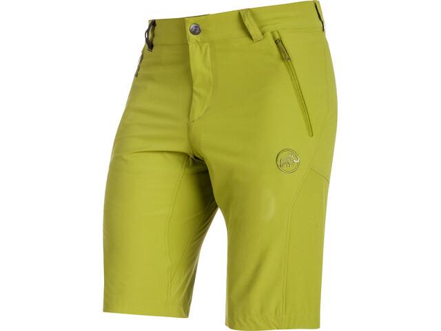 Klettergurt Mammut Größentabelle : Mammut runbold shorts men aloe campz.de
